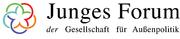 Junges Forum Logo mit Schriftzug