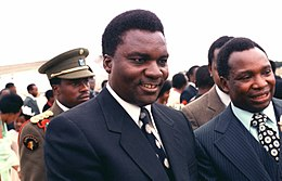 Juvénal Habyarimana (Andrews Air Force Base, Maryland, USA - 1980).jpg