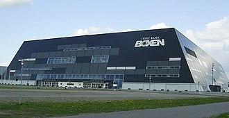 Jyske Bank Boxen - Image: Jyske Bank Boxen (cropped)