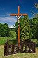 Kříž východně od obce, Horní Štěpánov, okres Prostějov.jpg