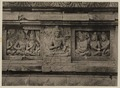 KITLV 40051 - Kassian Céphas - Reliefs on the terrace of the Shiva temple of Prambanan near Yogyakarta - 1889-1890.tif