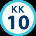 KK-10 station number.png