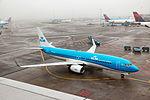 "KLM Boeing 737-800 PH-BXF ""Owl"", Amsterdam Schiphol (24527468571).jpg"