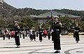 KOCIS Korea Cheongwadae Honor Guards Event 18 (8656362071).jpg