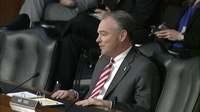 File:Kaine Questions Pentagon Leaders On The Legal Basis For The Counter-ISIL Campaign.webm