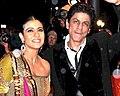 Kajol and Shah Rukh Khan at the premiere of My Name Is Khan, Berlin Film Festival.jpg