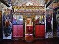 Kakopetria Kirche Agios Nikolaos tis Stegis Innen Ikonostase 1.jpg