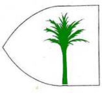 Bornu Empire - Image: Kanem flag from dulcerta 1339
