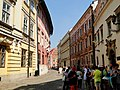 Kanonicza Street in Kraków, 2015.JPG