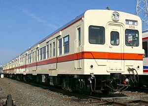 Kantō Railway - Image: Kanto Railway Kiha 358