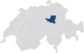 Kanton Schwyz auf der Schweizer Karte.png