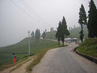 Mechi Highway - Image: Kanyam