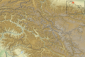 Karakoram location map plus.png