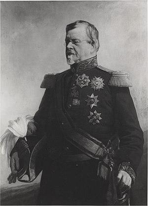 Prince Bernhard of Saxe-Weimar-Eisenach (1792–1862) - Image: Karel Bernhard van Saksen Weimar Eisenach
