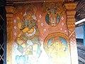 Karikkkad subrahmanya temple- wall painting ayyappa.JPG
