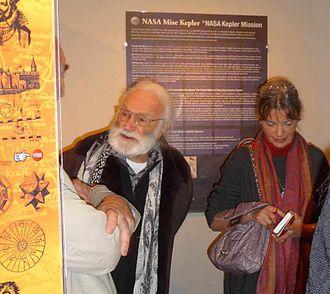 Karl H. Pribram - Karl Pribram in Kepler Museum, Prague, 2010.
