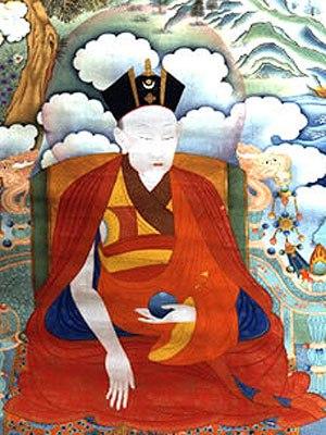 Rolpe Dorje, 4th Karmapa Lama - Rolpe Dorje, the 4th Karmapa