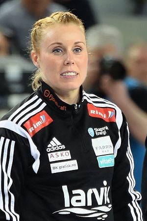 Karoline Dyhre Breivang - Karoline Dyhre Breivang in 2014