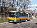 Karosa B 841 in Vilnius, Lithuania.jpg