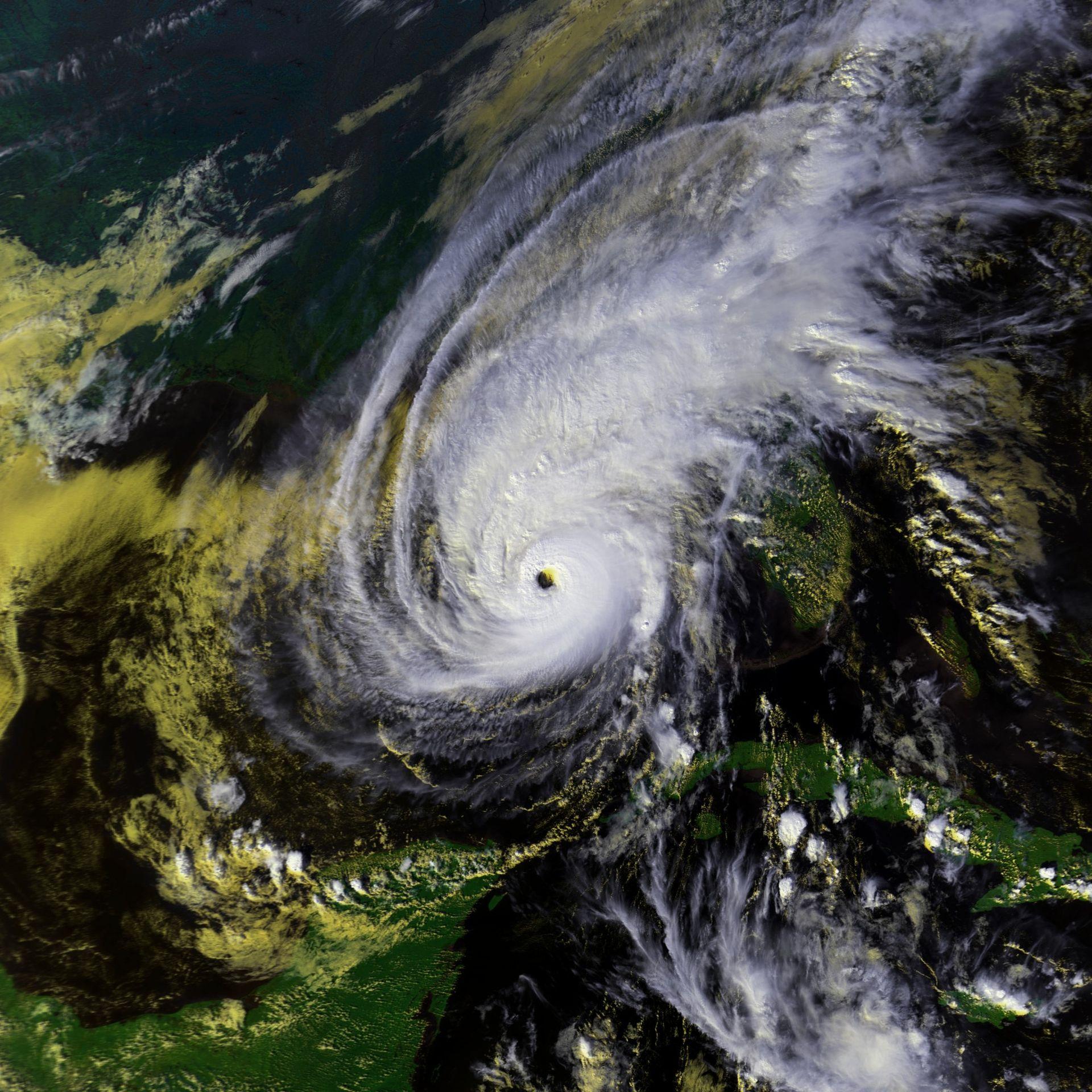 hurricane kate  1985