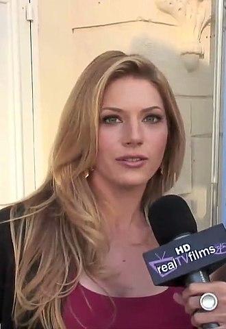 Katheryn Winnick - Winnick during an interview in 2009