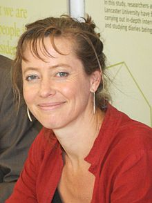 Kathy Sykes at Cheltenham Science Festival 2009 cropped.jpg
