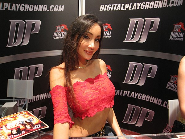 Katsuni at AVN Adult Entertainment Expo 2008 (1).jpg