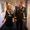 Kay Bailey Hutchison and John Nicholson Jr at NATO - 2017.jpg