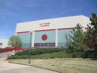 Kay Yeager Coliseum, Wichita Falls, TX IMG 6903