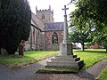 Kempsey Church and War Memorial - geograph.org.uk - 22066.jpg
