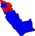 Kensington and Chelsea 2006 election map.png