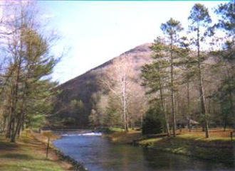 Kettle Creek (Pennsylvania) - Kettle Creek at Ole Bull State Park