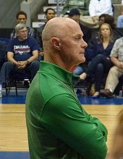 Kevin Borseth American basketball coach