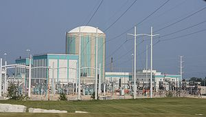 The Kewaunee Nuclear Generating Station from W...