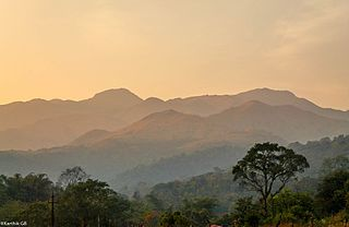 Kodagu district District in Karnataka, India