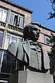 Khachatur Abovyan statue in Armenia 08.JPG