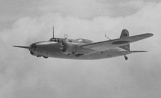 Death of Subhas Chandra Bose - The Mitsubishi Ki-21 twin-engine heavy bomber (Allies code name Sally) that Subhas Chandra Bose and Habibur Rahman boarded at Saigon airport around 2 PM on 17 August 1945.