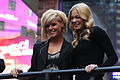 Kimberly Caldwell, LeAnn Rimes at Yahoo Yodel 1.jpg