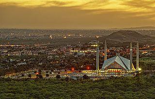 Islamabad-Rawalpindi metropolitan area Metropolitan area in Pakistan
