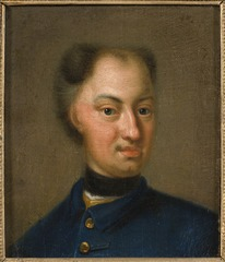 King Karl XII of Sweden