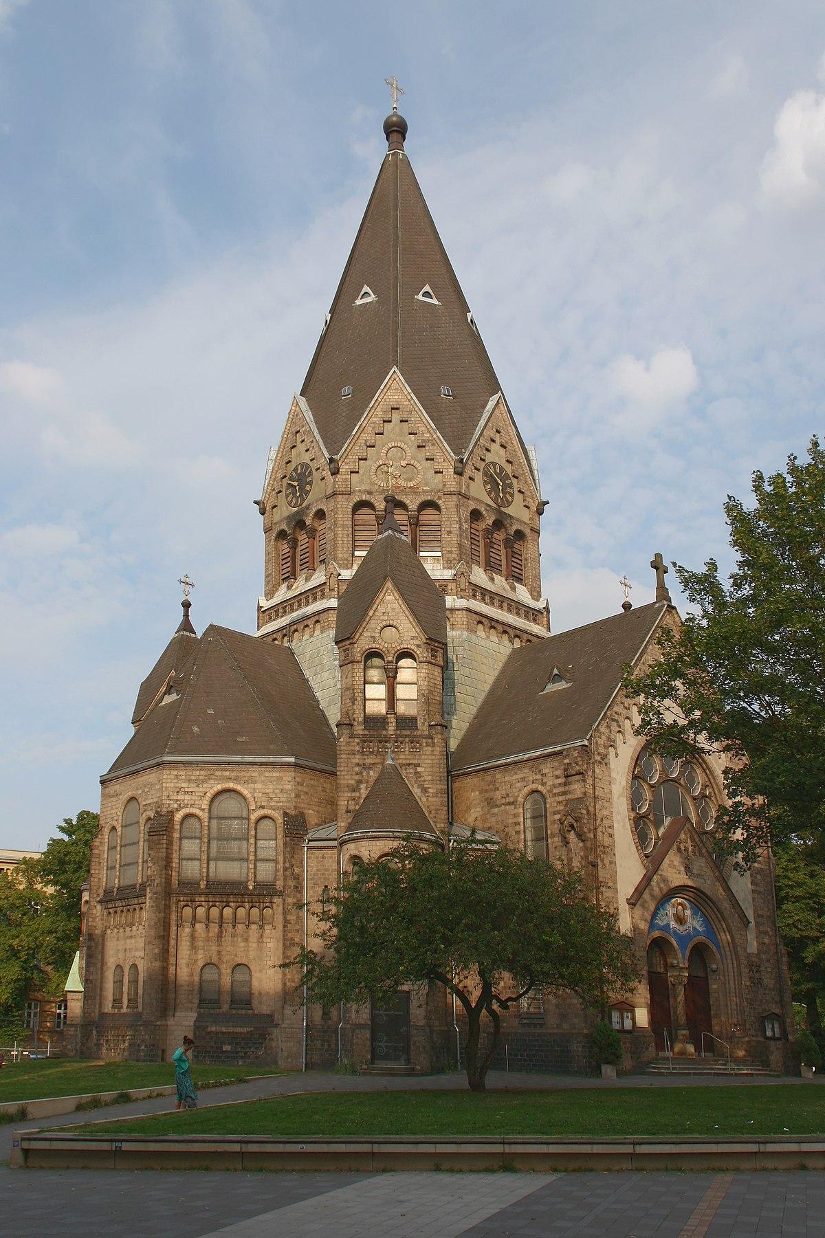 St Pauli Kirche Hamburg