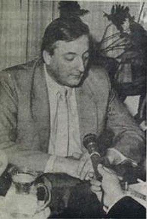 Néstor Kirchner - Néstor Kirchner in 1992