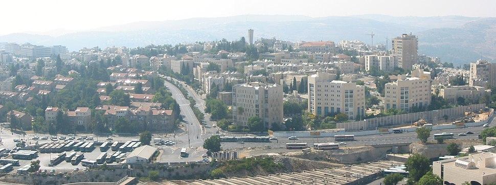 KiryatMoshe GivatShaul