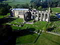 Kite aerial photo of Bolton Abbey.jpg