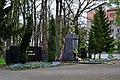 Kivertsi Volynska-brotherly grave of soviet warriors-general view-1.jpg