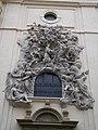 Klášter minoritský (Staré Město), Praha 1, Malá Štupartská, Jakubská 6, Staré Město - kostel Svatého Jakuba Většího - detail.JPG