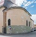 Klagenfurt Benediktinerplatz Marienkirche Antoniuskapelle NO-Ansicht 09092015 7252.jpg