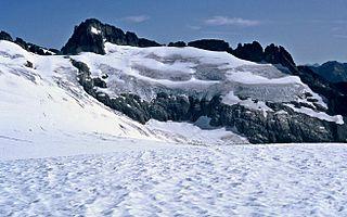 Inspiration Glacier glacier in the United States