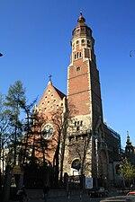 Kościół Serca Jezusowego w Krakowie przy ul. Kopernika.jpg