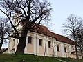 Kościół klasztorny reformatów, ob. par. pw. św. Mikołaja, 2 poł. XVIII Łabiszyn (22).JPG